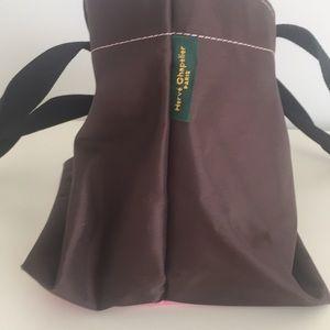Herve Chapelier Bags - Herve Chapelier Medium Nylon Collapsible Tote